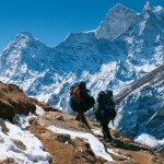 Himalayas-Nepal-Everest